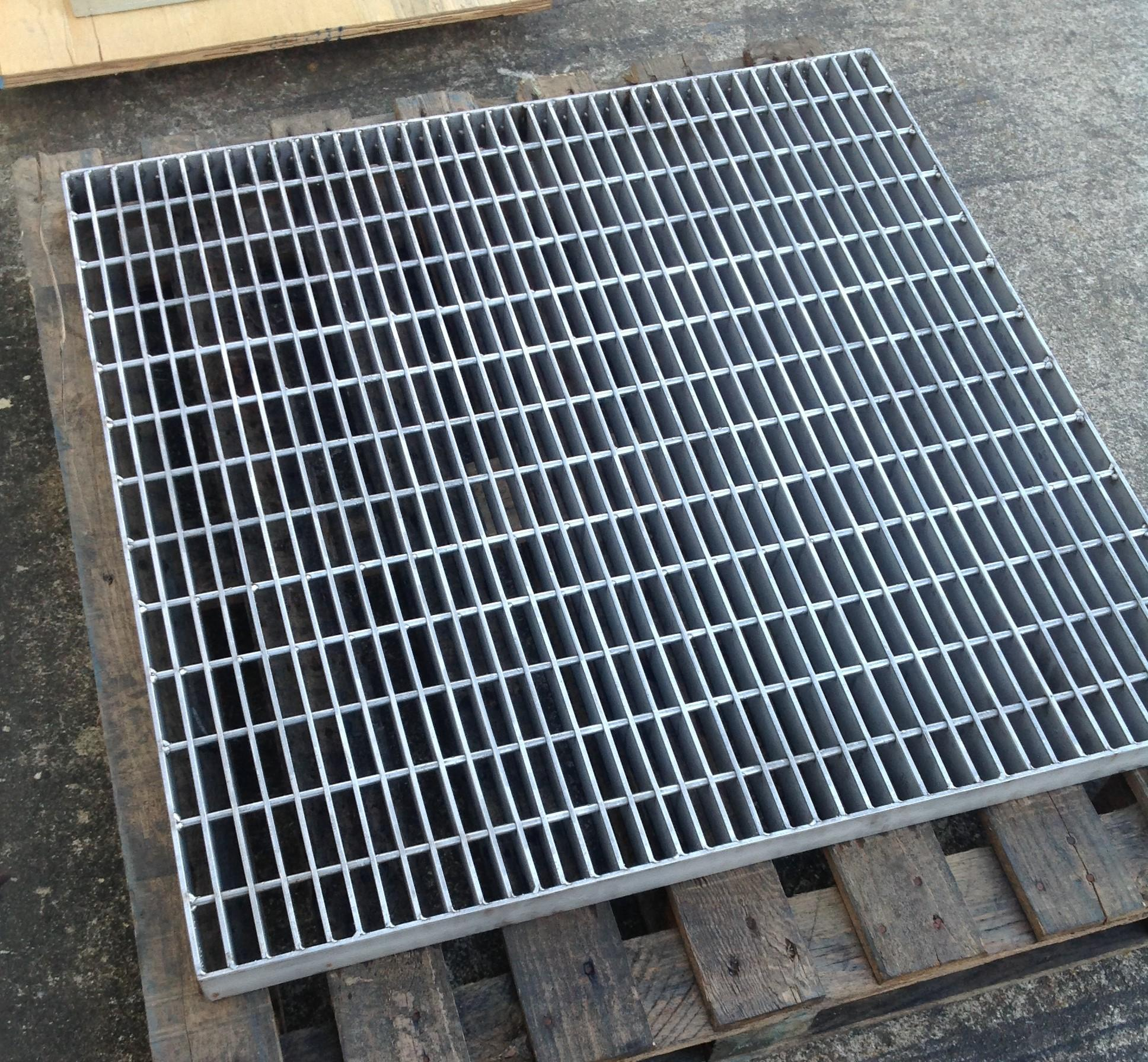 Patent products leaders in design for grates sumps